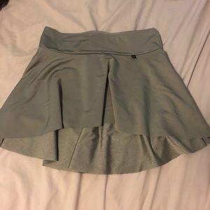 Pale Gray Mariia Ballet Skirt